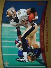 NFL 186 Andre Hastings New Orleans Saints Topps 1998