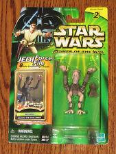 Star Wars Ep I POTJ Sebulba Boonta Eve Challenge Podracer w/Jedi Force File NOSC