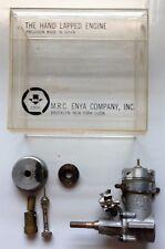 Vintage Gas ENYA 15 III Hand Lapped RC Airplane Engine