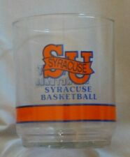 Syracuse Orangemen Big East Basketball Getty Vintage Drinking 4'' Glass