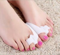 1 Pair Gel Forefoot Metatarsal Ball Foot Pads Toe Silicone Pain Cushion Insoles
