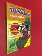 Disney TOPOLINO Libretto n.1514 del 2/12/1984 + CATALOGO BIG JIM - LANCIA THEMA