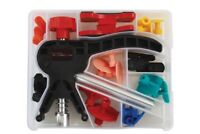 Auto Repair - Paintless Dent Puller Tool Set - Supplied with 8 profile glue pads