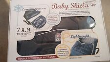 7AM Enfant Baby Shield Extendable Baby Bunting Bag Adaptable for Strollers, Midn