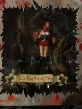 Scary Tales Lil' Red Riding Hood