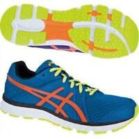 Mens ASICS GEL VOLT33 2 Blue Running Trainers T320N 4732
