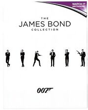 007 JAMES BOND COLLECTION * 23 films * Digital HD Ultraviolet UV Code ONLY *