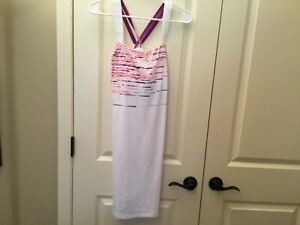 Women's Babolat tennis dress size L-XL NWT