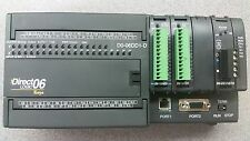 Automation Direct PLC D0-06DD1-D with (3) modules included