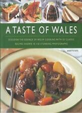 A Taste of Wales: Discover the Essence of Welsh Cooking with O ,.9780857236838