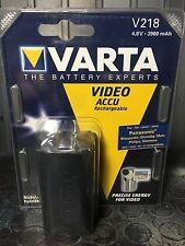 Batteria Ricaricabile VARTA V296 Sony S Np Fs 11 Ccd Cr Dcr Pc Dsc 3,6v 1100mAh