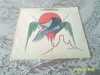 EAGLES ON THE BORDER. ASYLUM. 7E-1004. 1974. FIRST PRESSING.