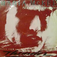 "Maria McKee(7"" Vinyl P/S)Days Of Thunder-Epic-56303 7-UK-VG-/VG"