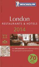 MICHELIN Guide to London 2014: Restaurants & Hotel
