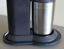 Gleiter Slider  Gleitbrett | Multislider®| Anthrazit für Sodastream Crystal 2.0