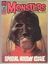 Famous Monsters #123 March 1976 VG+ Carreras and Hammer Films