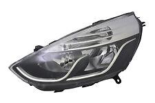 RENAULT CLIO IV 2012- HATCHBACK Headlight Black / Chrome Left Hand RN3294914