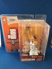 Yao Ming 1st Edition McFarlane NBA Series 5 figure. WHITE Uniform NEW Rare HTF