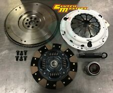 Honda Civic SI Clutchmasters FX250 08320-HROF-SK Stage 2.5 Clutch Kit 2012-2015
