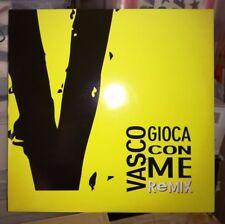 VASCO ROSSI - GIOCA CON ME-copia numerata -limited edition VINILE 33 GIRI EP
