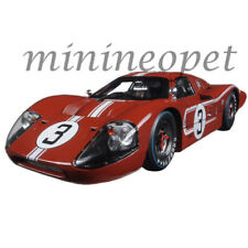 SHELBY COLLECTIBLES 425 1967 FORD MK IV LEMANS 24 HOUR M.ANDRETTI 1/18 #3 BROWN
