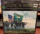 Dale Gallon Civil WAR FIGHTING IRISH PUZZLE 750 PIECES NEW