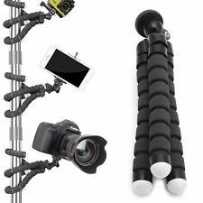 Flexible Tripod Gorilla Stand Monopod Mount Holder Octopus Camera Phone GoPro