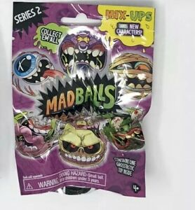 New Sealed Madballs Minis Series 2 - Choose The One You Want