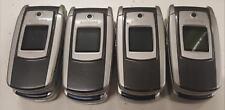 8 Lot Samsung C516 Rabattable cellulaire basique téléphone gr Bluetooth Radio FM