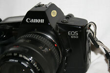 Canon Eos 650 camera