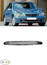 MERCEDES C-CLASS W203 2000 - 2004 NEW FRONT BUMPER CENTER LOWER GRILLE GRILL