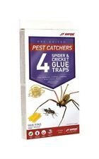 Spider And Cricket Glue Trap,No 844, Eaton J T, 3Pk