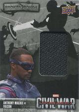 Captain America Civil War Costume Card BB-FA Anthony Mackie as Falcon