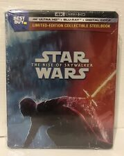 Star Wars The Rise of Skywalker only at Best Buy Steelbook Mint Condition 4K