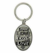 "AngelStar 74153 Love Artisan Keychain, 2-3/4"""