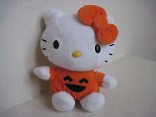 """Sanrio HELLO KITTY HALLOWEEN 5"""" Plush Stuffed Animal"""