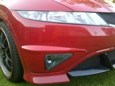 Honda Civic Foglight covers fog light protectors MEDIUM DARK TINT!.