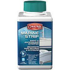 OWATROL Marine Strip 2,5L Antifouling-Entferner Abwaschbar 8 Schichten abbeizen