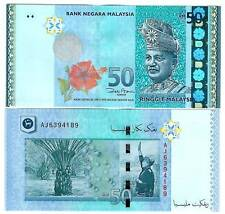 MALAYSIA 50 RINGGIT 2009 UNC P 50 a