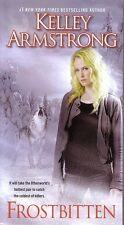 Kelley Armstrong  Frostbitten   Paranormal Romance  Pbk NEW