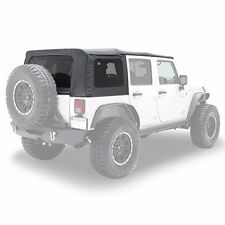 Smittybilt OEM Replacement Soft Top w/ Tint 07-09 4dr Jeep Wrangler JK 9080235
