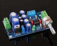Diy kit complet direct couplé dual op amp preamp board kit
