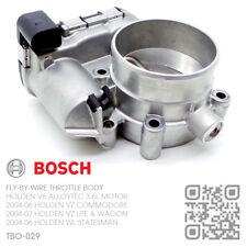 BOSCH FLYBYWIRE THROTTLE BODY LY7 V6 ALLOYTEC 3.6L [HOLDEN WL CAPRICE/STATESMAN]