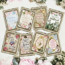 PK 2 BE MINE MICE EMBELLISHMENT TOPPERS FOR CARDS MOTHERS DAY