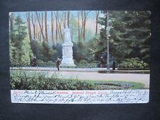 AK Berlin Tiergarten . Denkmal Königin Luise 23.11.1903 (N 243)