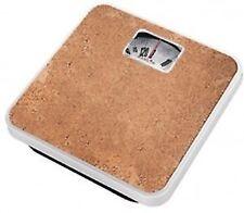 120kg Hanson Compact Cork Textured Mechanical Bathroom Scale