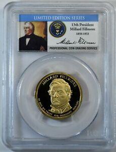 2010-S Millard Fillmore Presidential Dollar PCGS PR69DCAM Limited Edition Series