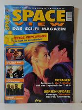 2/2001 Space View acts x Star Trek Enterprise Star Wars Voyager (sv35)