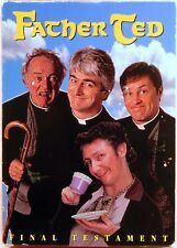 FATHER TED 2 DVD SET Final Testament Channel 4 BRITISH COMEDY 5 EPISODES