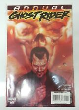 Ghost Rider Annual (2007) #1 Spirits Of Vengeance Marvel One Shot Comic